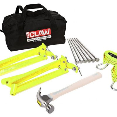 C-101 Earth Anchoring System | The Claw